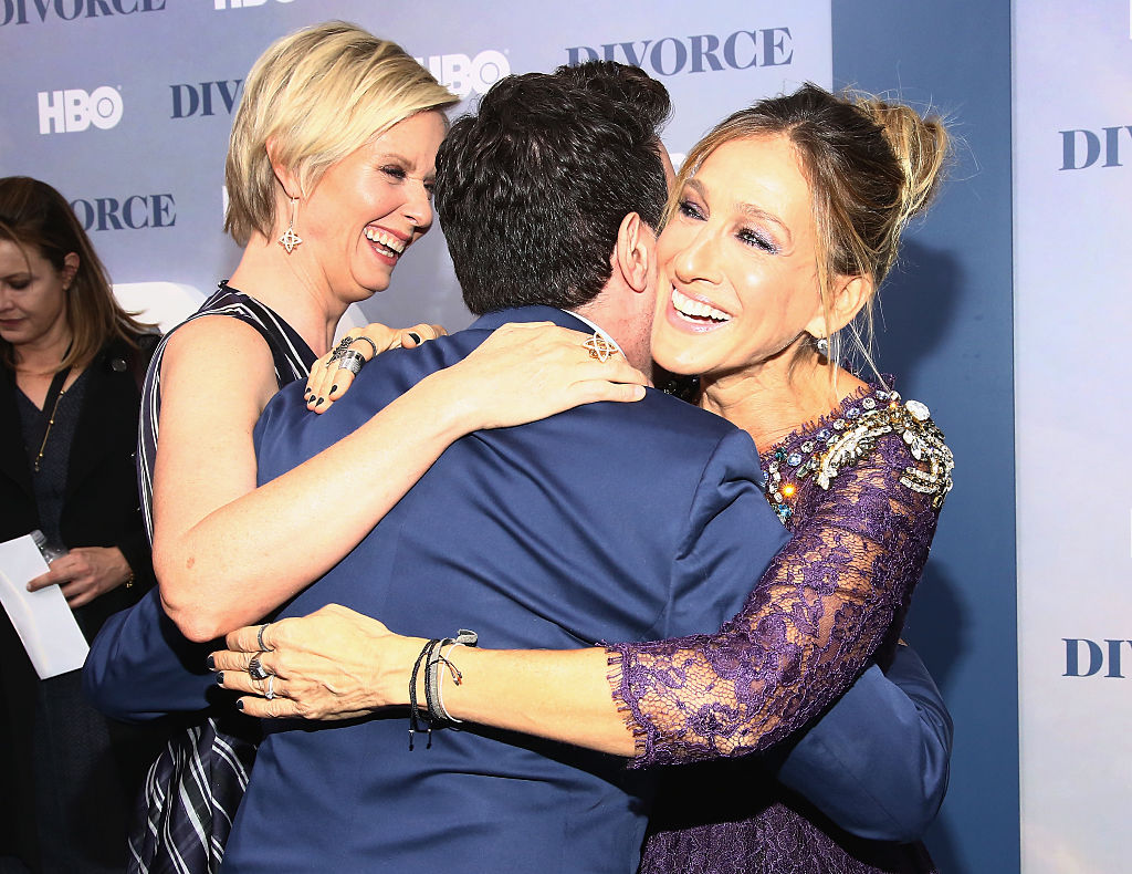 """Divorce"" New York Premiere - Arrivals"