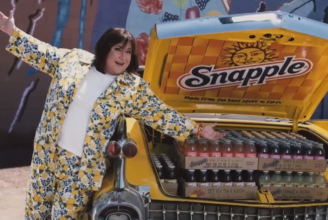 Own-Youtube-Snapple-Lady
