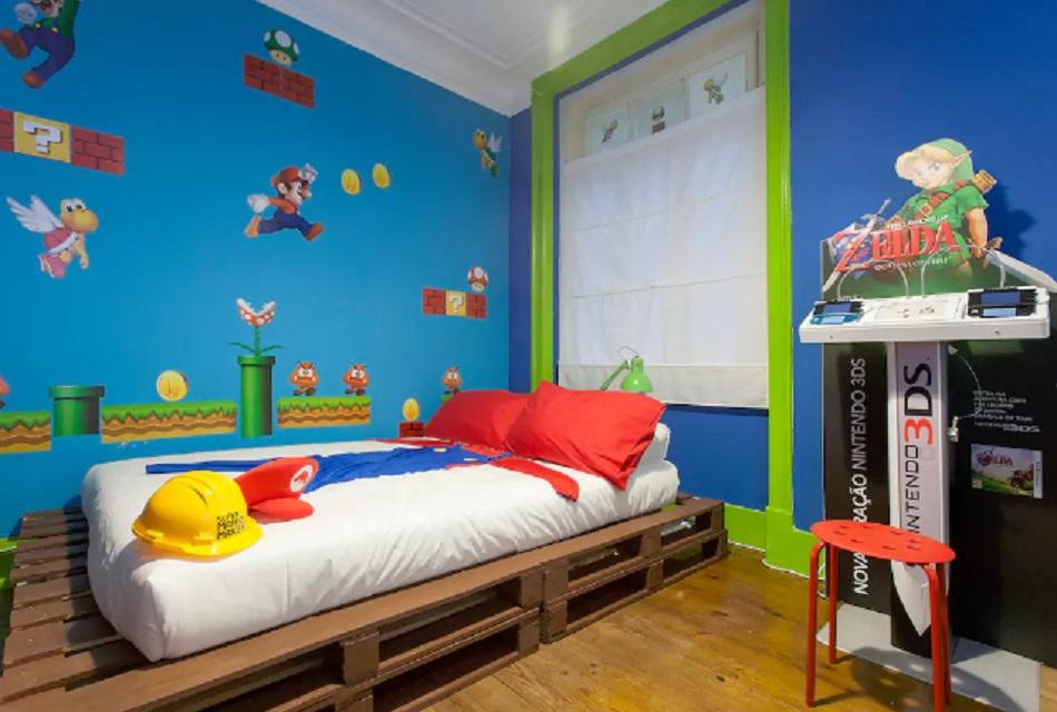 super mario airbnb 3