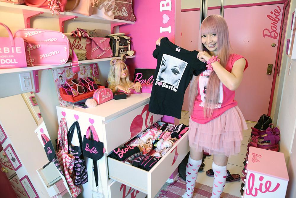 Azusa Barbie