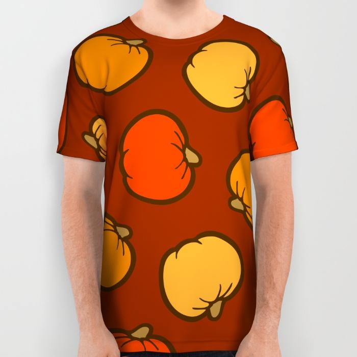 pumpkin-pattern-on-brown-all-over-print-shirts.jpg