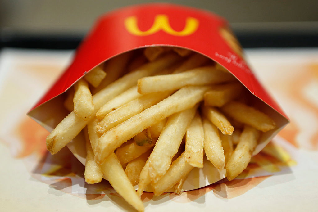 Views Of McDonald's Restaurants As McDonald's Japan Investigates Nuggets From Cargill's Thai Unit