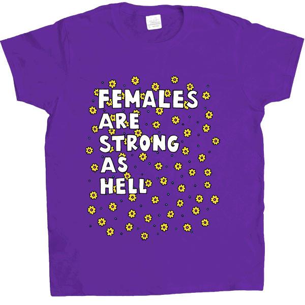 Females-Are-Strong-As-Hell_Purple-Ladies-Tee.jpg
