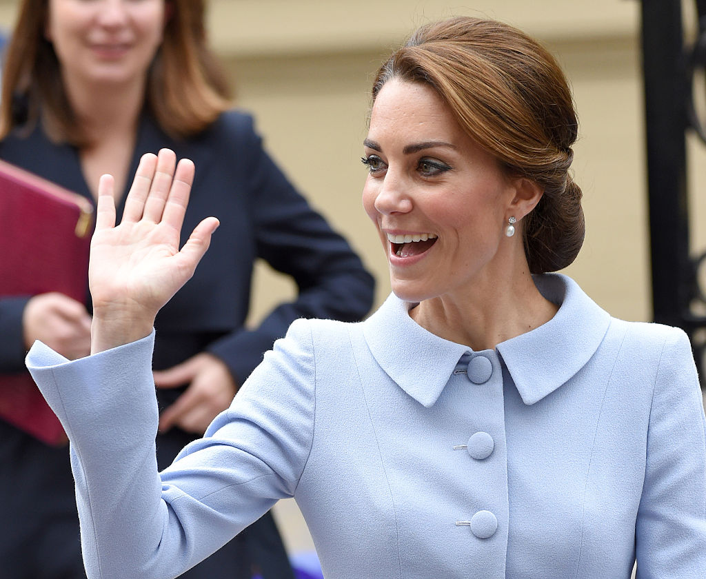 The Duchess Of Cambridge Visits The Netherlands