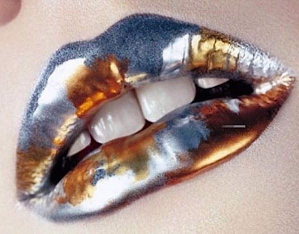 metallic-lip