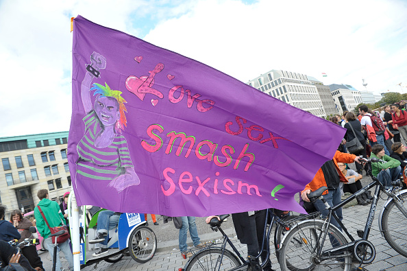 Slutwalk in Berlin