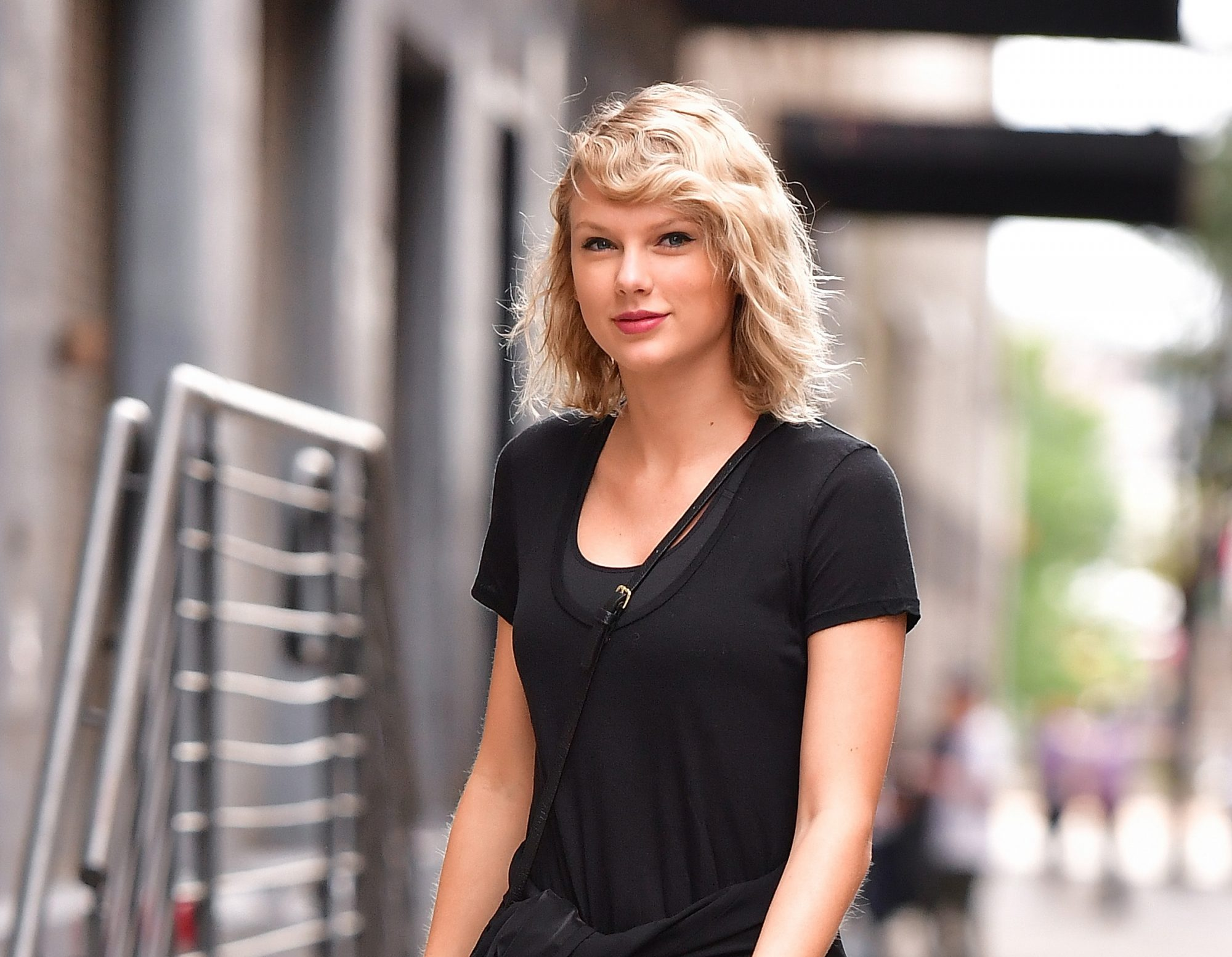 tswift out in NYC