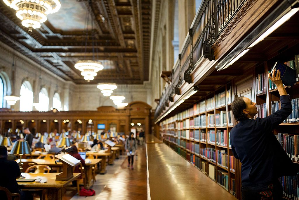 US-LIFESTYLE-LIBRARY