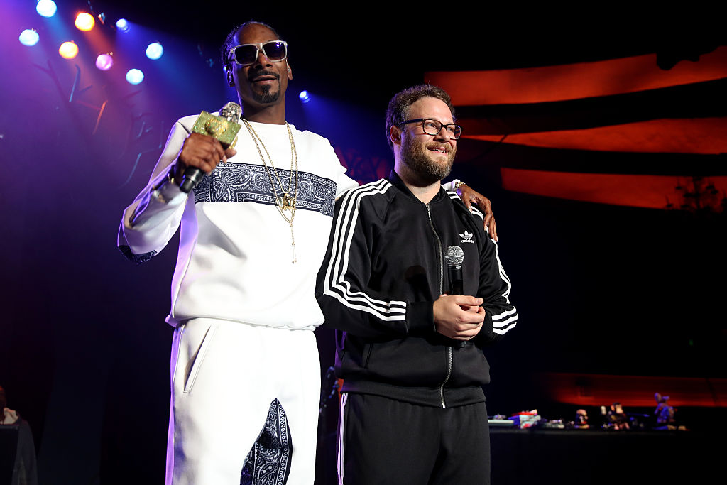 Hilarity for Charity's 5th Annual Los Angeles Variety Show: Seth Rogen's Halloween
