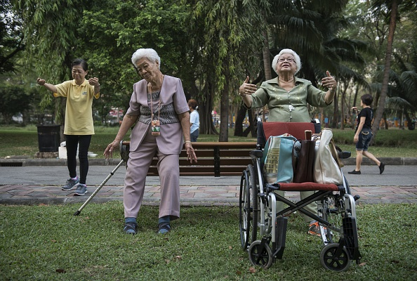 THAILAND-HEALTH-SOCIAL-ECONOMY