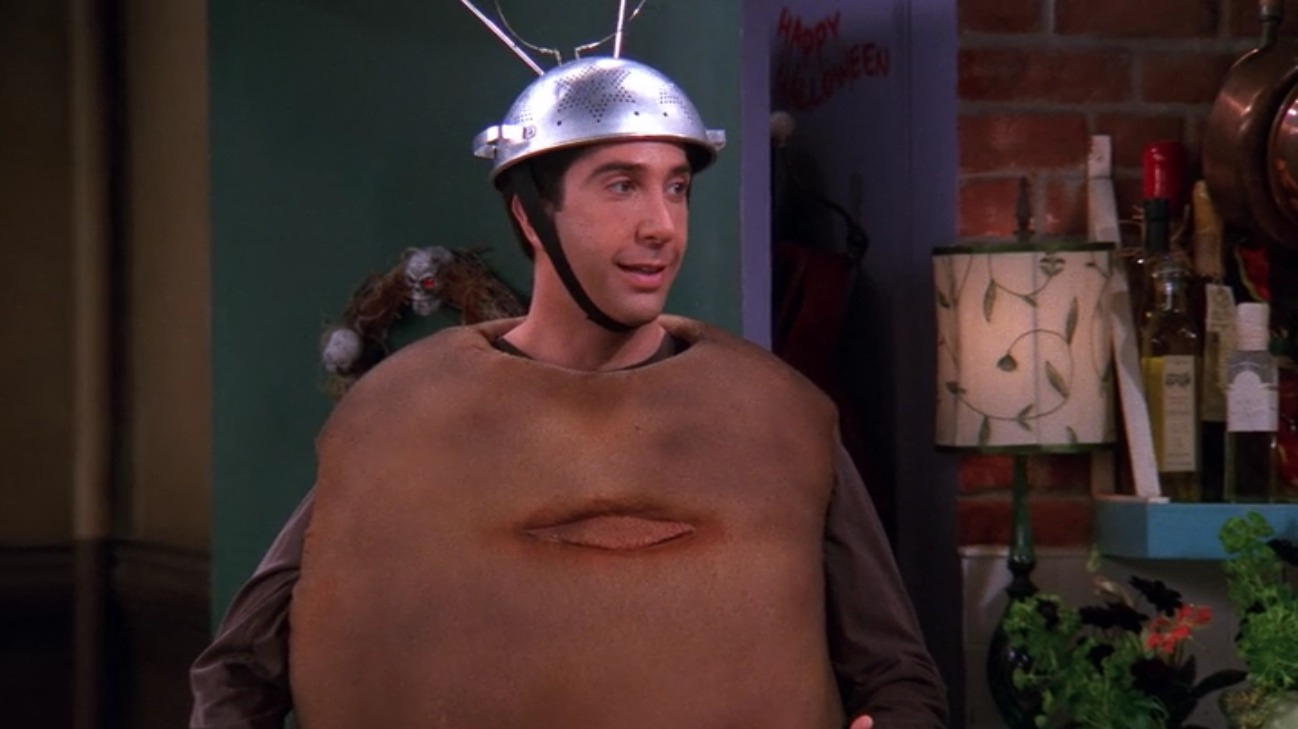 Picture of Ross Halloween Costume