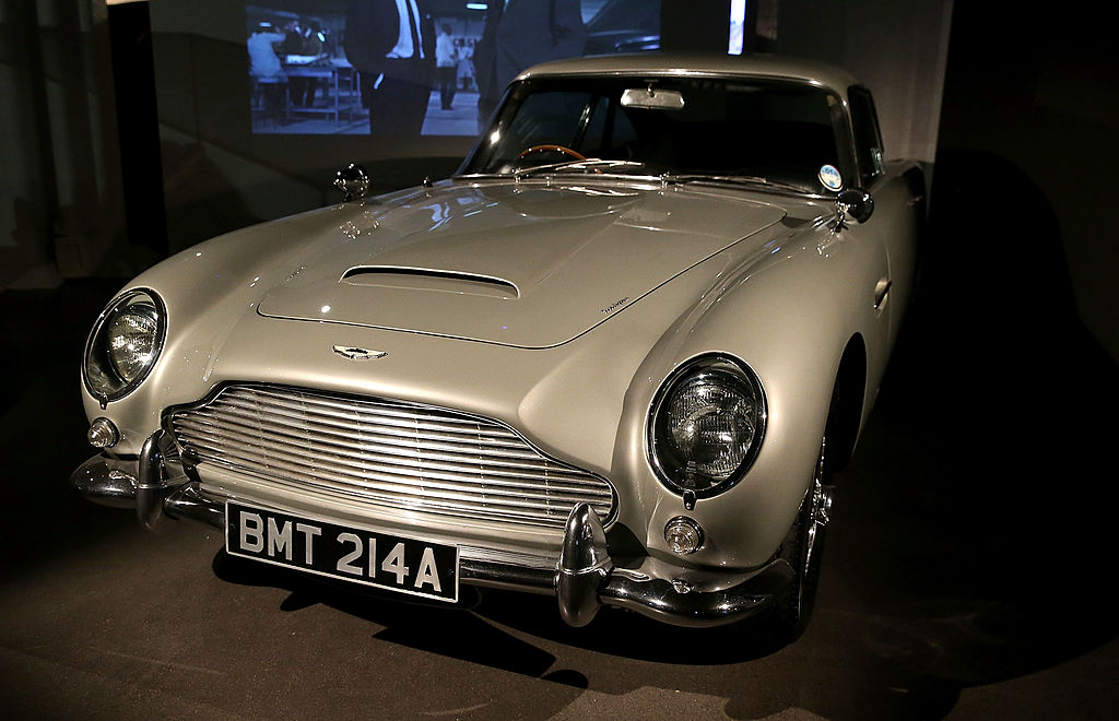 Bond In Motion - Photocall