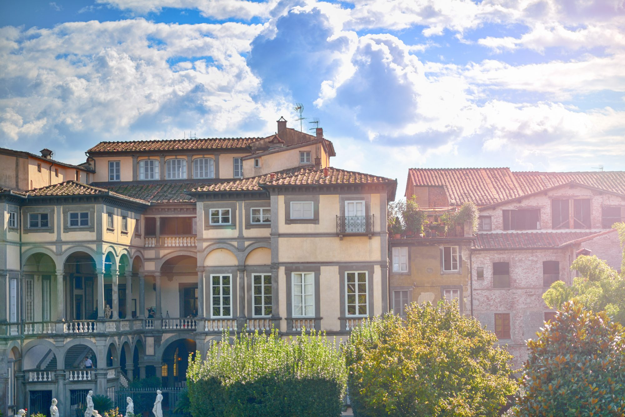 Work or trade your way to a free stay in Italy