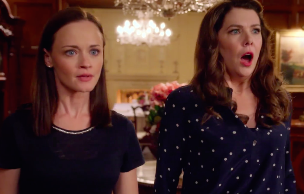 Gilmore Girls year in the life netflix