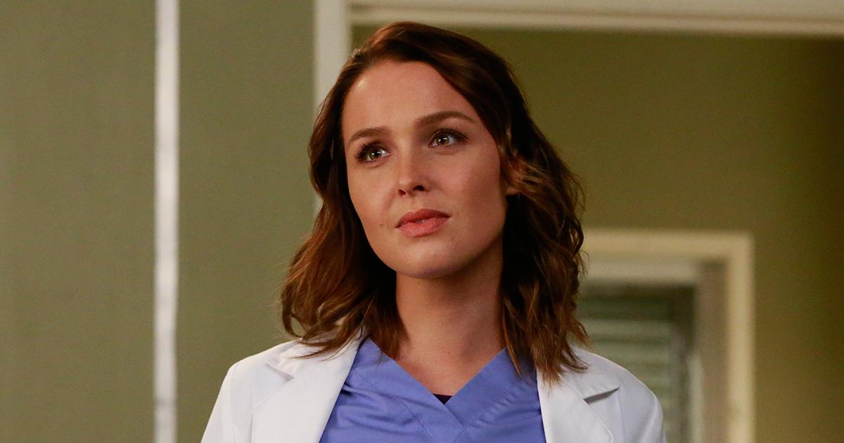 Camilla Luddington Greys Anatomy