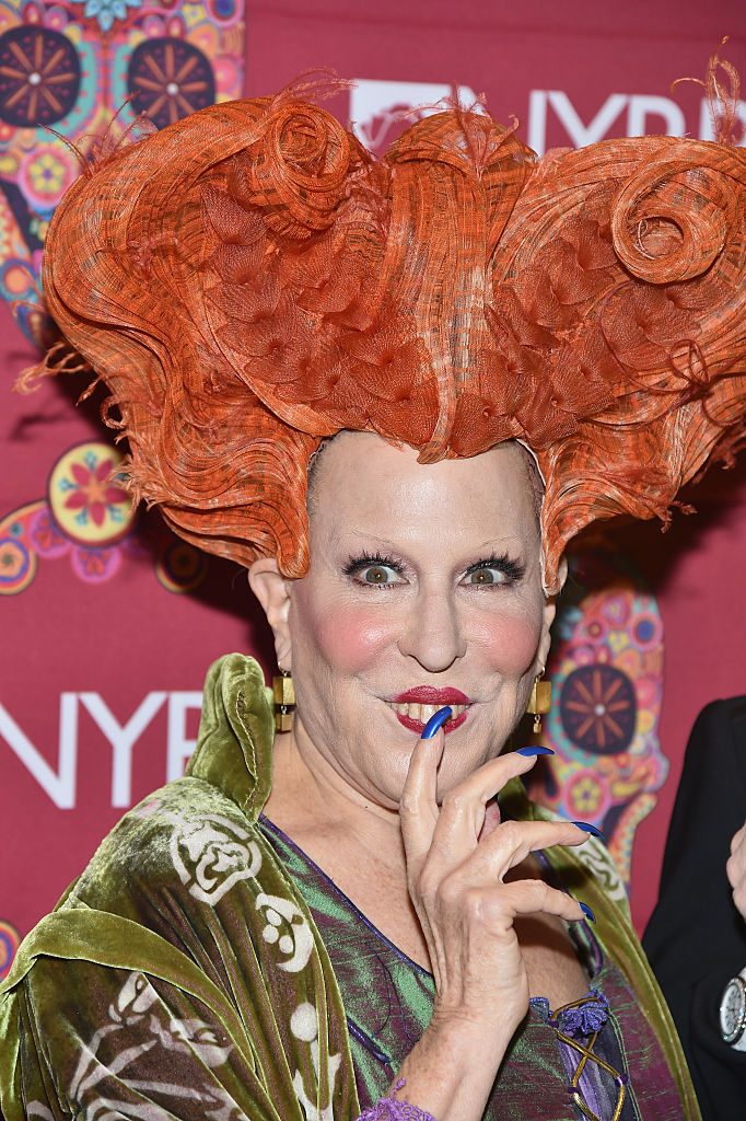 attends the 2016 Hulaween Party Celebrating New York Restoration Project's 21st Anniversary at The Waldorf=Astoria on October 28, 2016 in New York City.