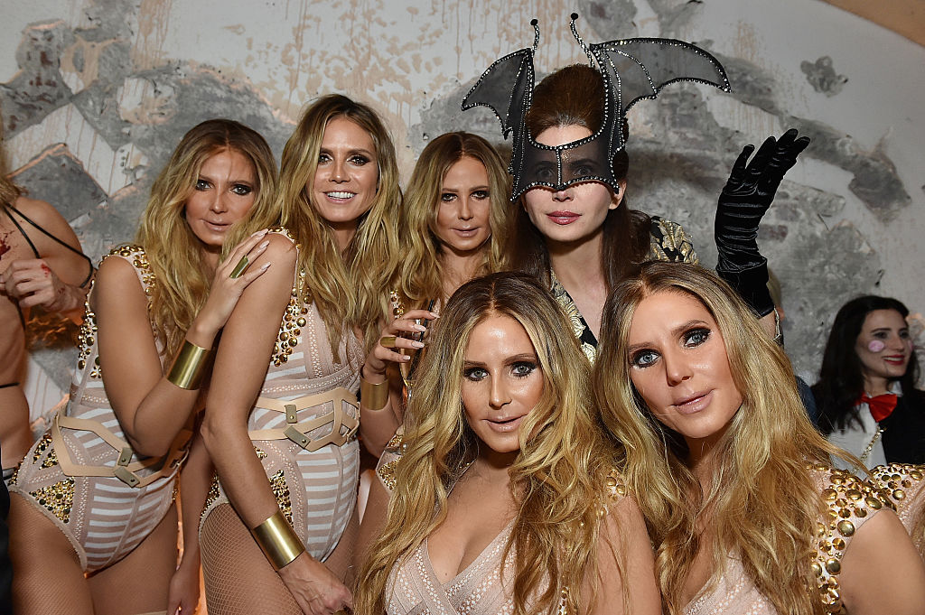 Heidi Klum's 17th Annual Halloween Party sponsored by SVEDKA Vodka at Vandal New York - Inside