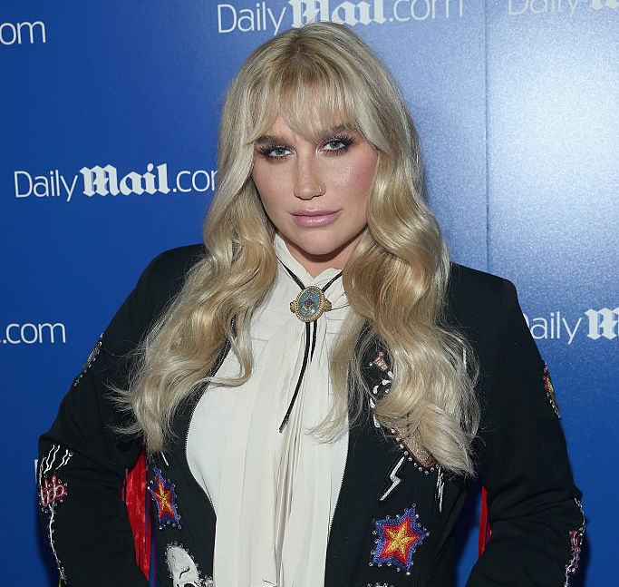 DailyMail.com's Seriously Scary Halloween Party With Kesha - Red Carpet