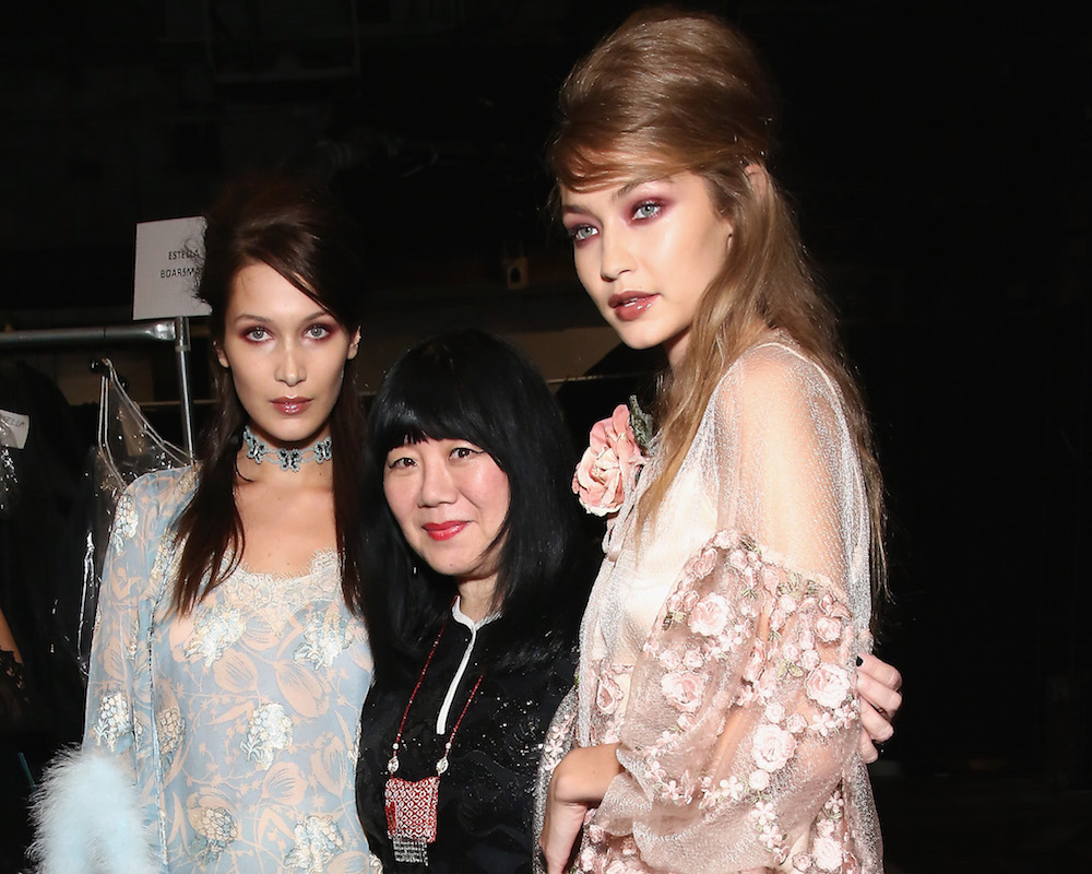 Anna Sui - Backstage - September 2016 - New York Fashion Week: The Shows
