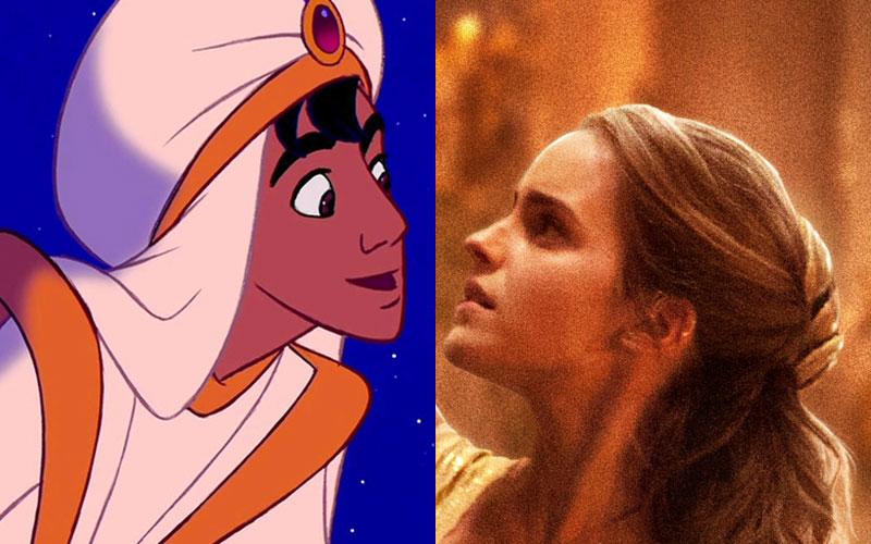 Aladdin / Beauty & The Beast