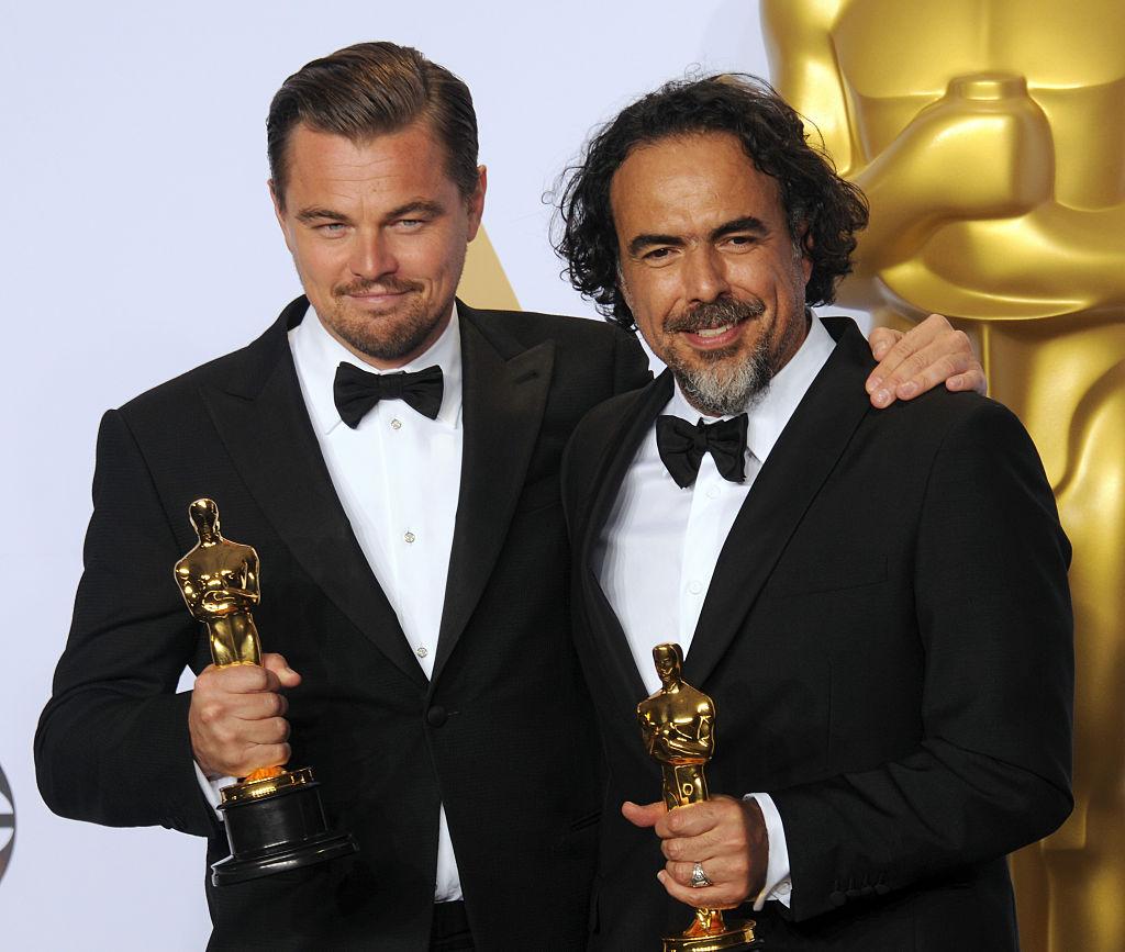 Leonardo DiCaprio Oscars
