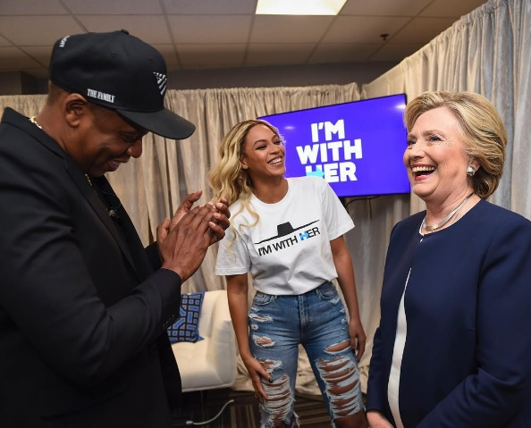 beyonceimwithher