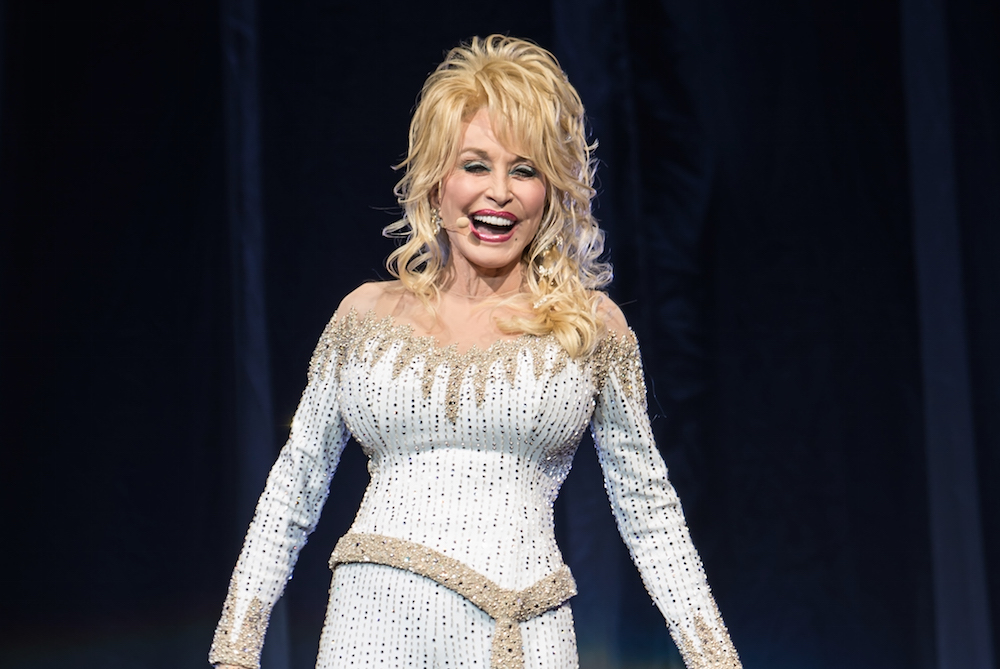 Dolly Parton In Concert - Philadelphia, Pennsylvania
