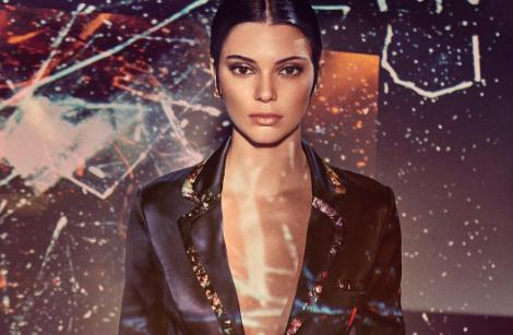 Kendall Jenner for La Perla