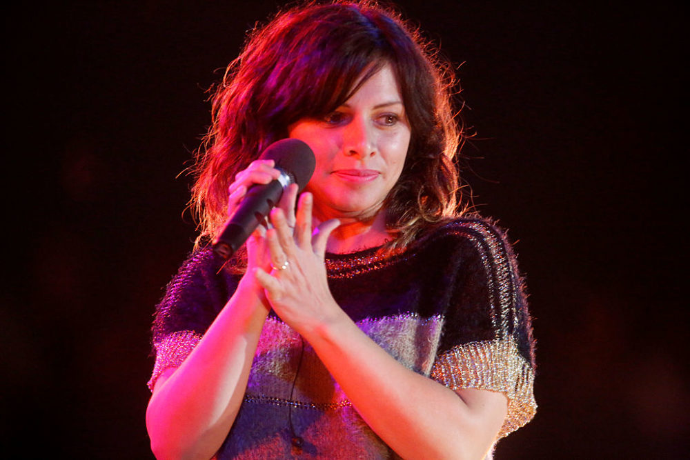 SONGS IN THE KEY OF L.A. --Ceci Bastida performed with Ozomatli at the  Grand Performances songs fr