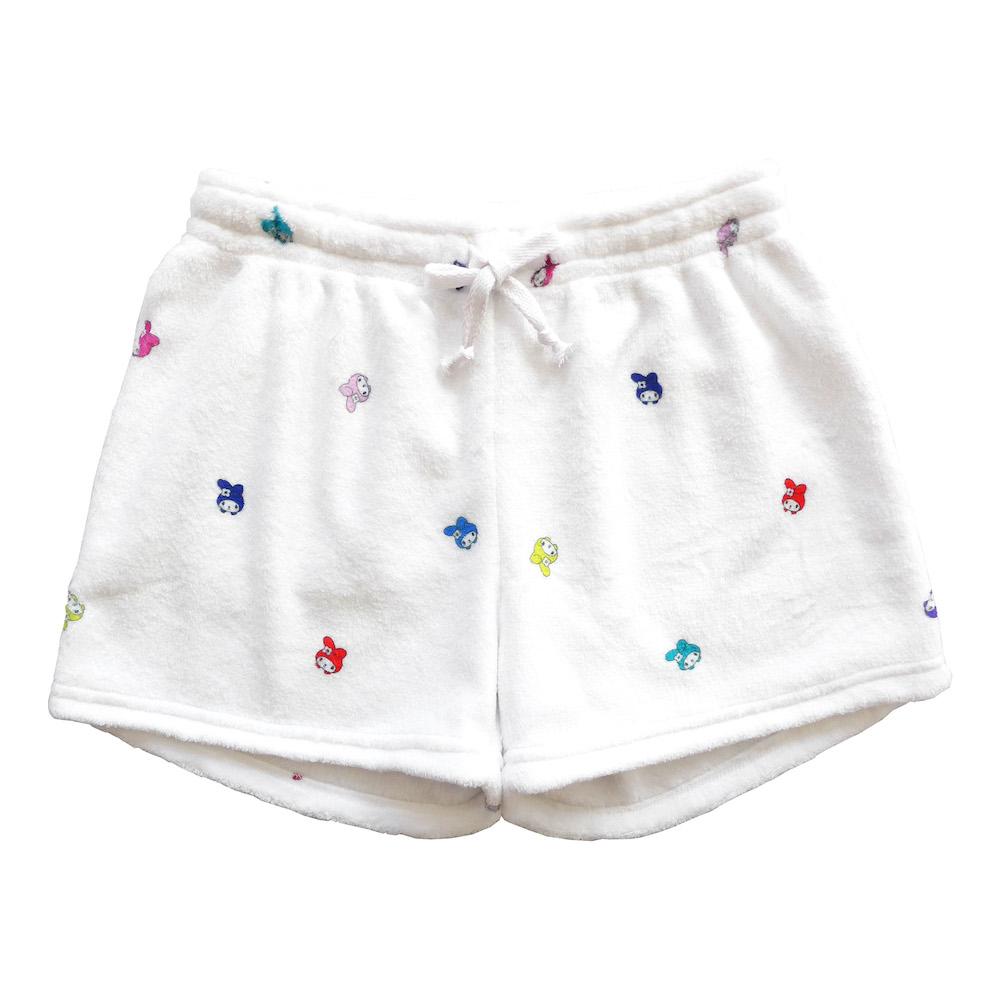 Melody-Ehsani-x-My-Melody-Fleece-Track-Shorts-front.jpg