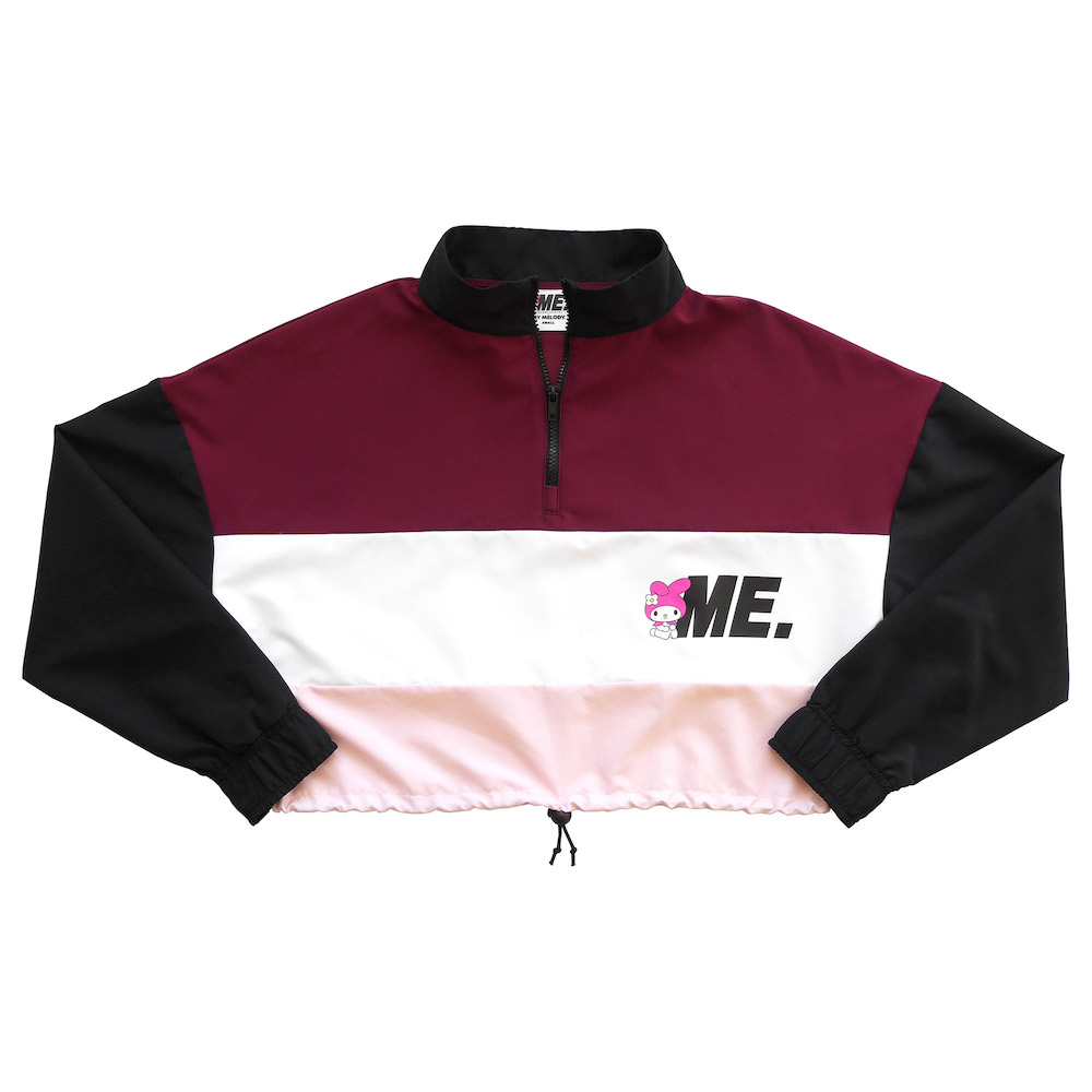 Melody-Ehsani-x-My-Melody-Windbreaker-multi-color-burgundy-front.jpg