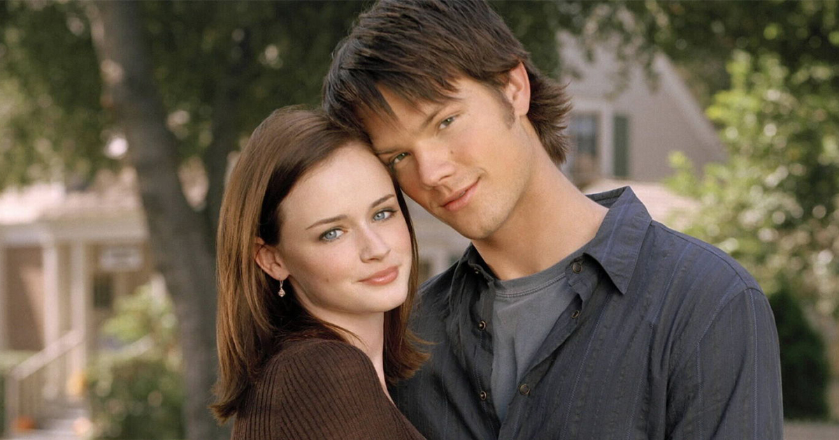 Rory and Dean Gilmore Girls