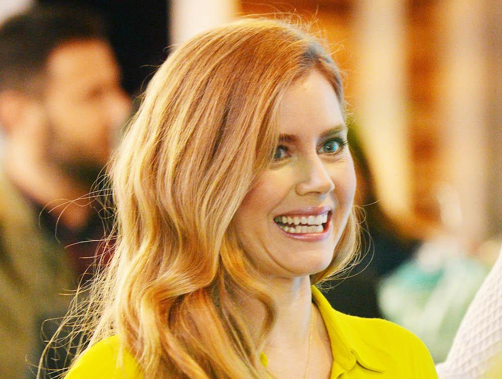 BuzzFoto Celebrity Sightings In New York Ð  November 10, 2016