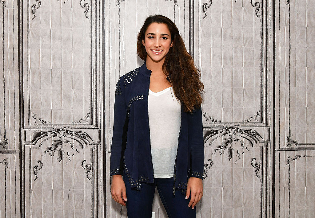The Build Series Presents: Aly Raisman Discussing Her Gymnastics Career