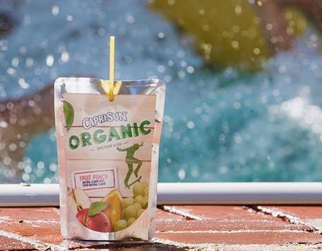 Picture of Capri Sun Organic Splash