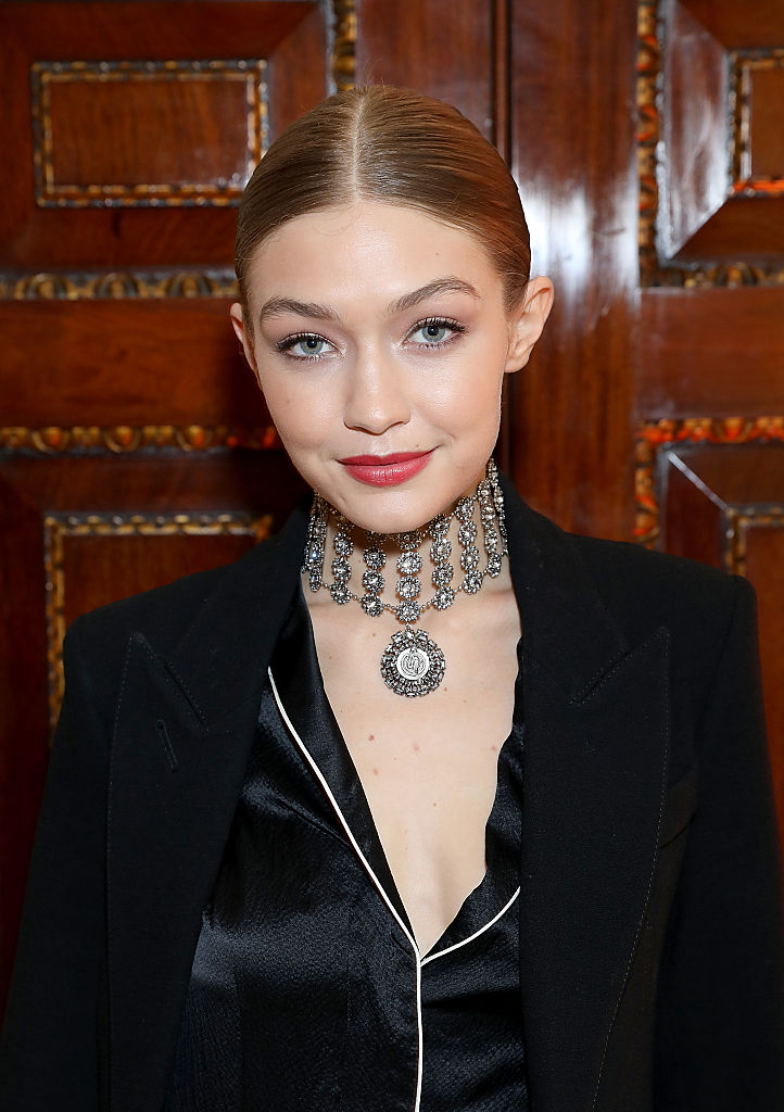 Stuart Weitzman And Gigi Hadid Host Private Dinner To Celebrate The Opening Of The Stuart Weitzman London Flagship Store