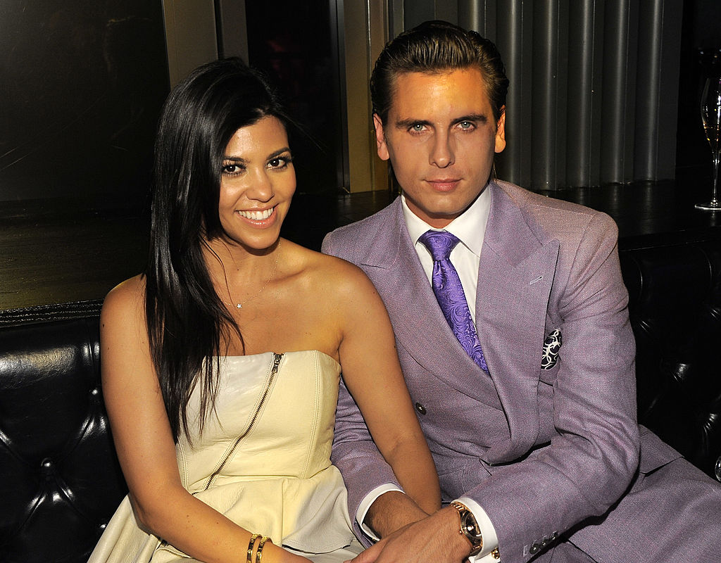 An Evening With Scott Disick At Chateau Nightclub & Gardens At Paris Las Vegas