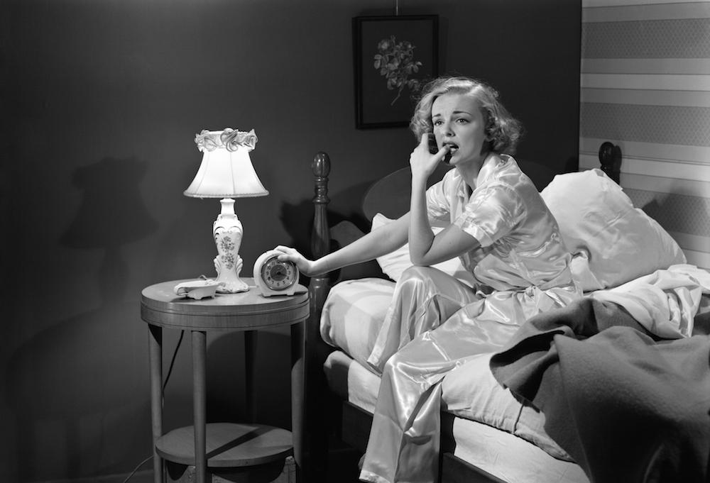 1950s WOMANLK PAJAMAS...