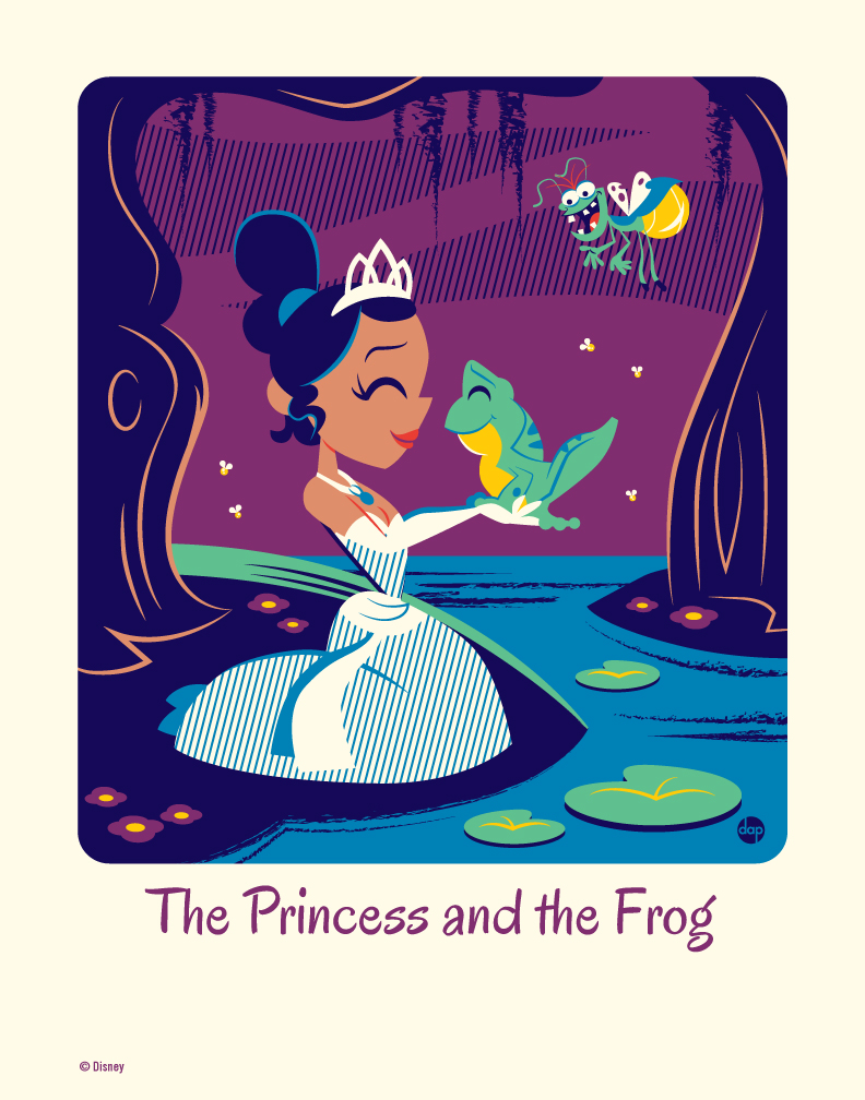 The-Princess-and-the-Frog-by-Dave-Perillo.jpg