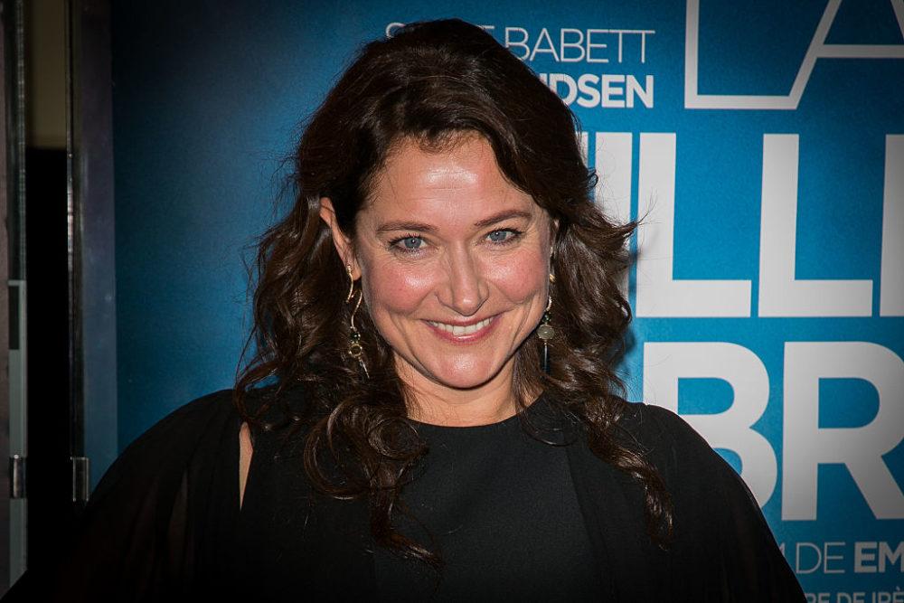 """""""La Fille de Brest"""" Paris Premiere at UGC Cine Cite Les Halles"""