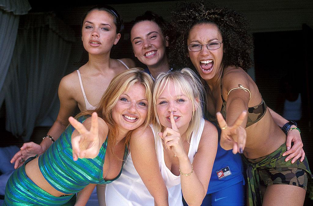 Spice Girls Photo Shoot in Bali - April 29, 1997