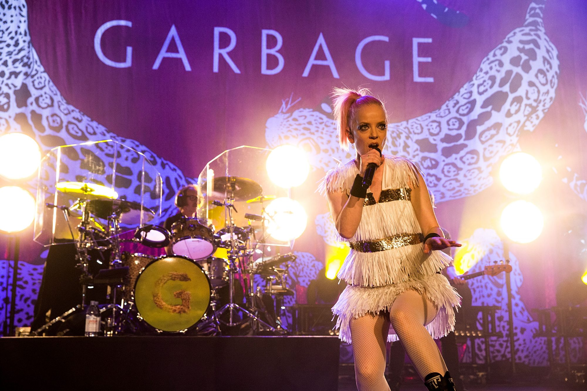 Garbage In Concert- Seattle, WA