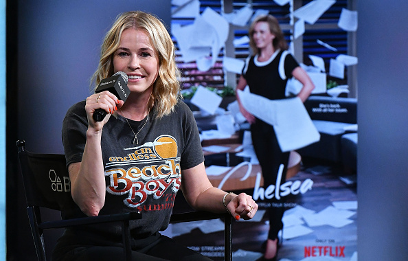 "AOL Build Presents Chelsea Handler Dishing On The New Season Of Her Hit Netflix Show, ""Chelsea"""