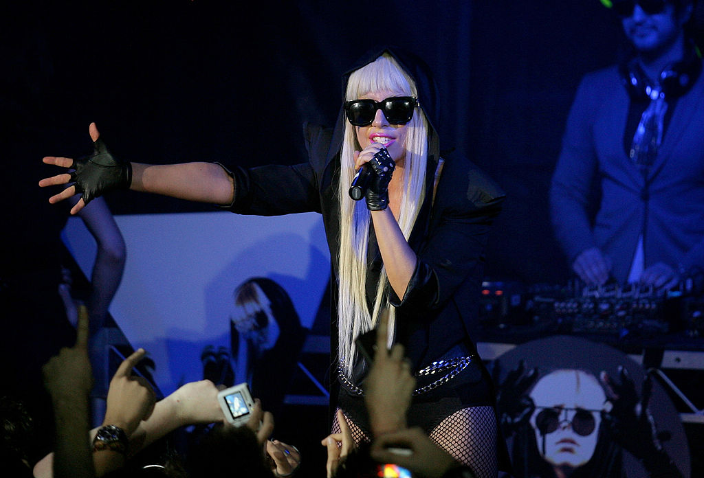 Lady GaGa Plays Sydney