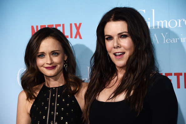 """Premiere Of Netflix's """"Gilmore Girls: A Year In The Life"""" - Arrivals"""