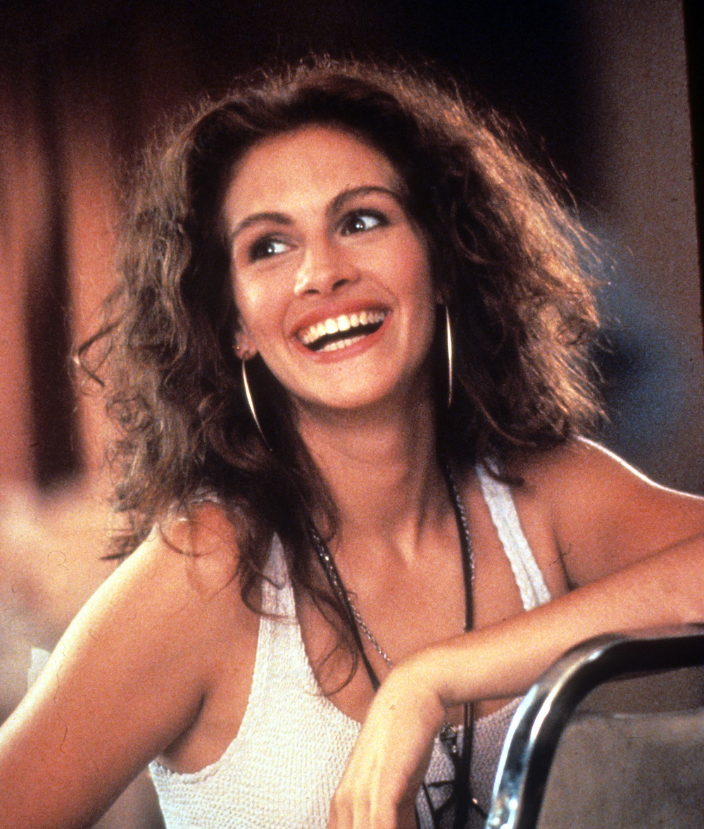 Julia Roberts In 'Pretty Woman'