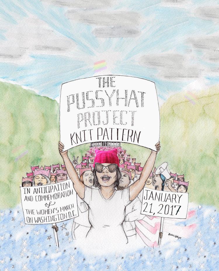 pussyhatcover