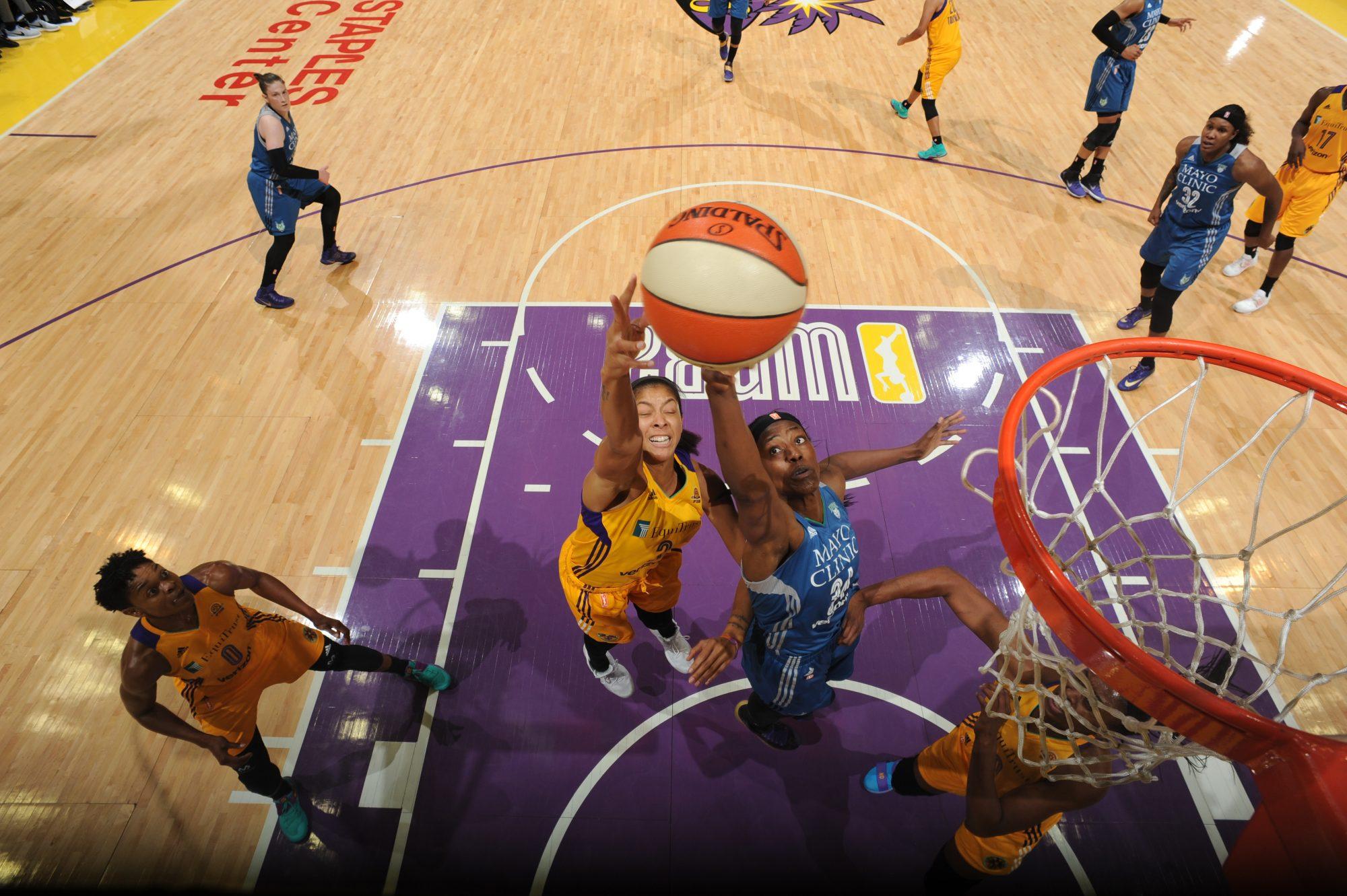Minnesota Lynx v Los Angeles Sparks - 2016 WNBA Finals - Game Four