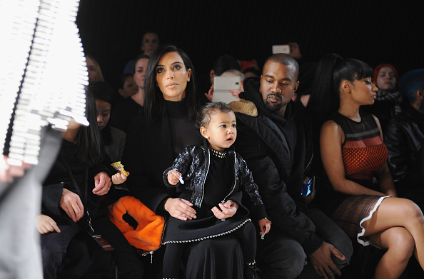 Alexander Wang - Front Row - Mercedes-Benz Fashion Week Fall 2015