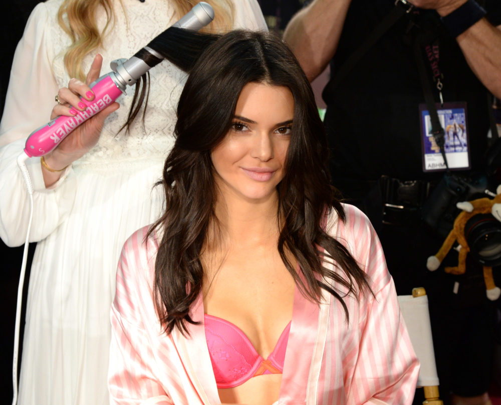 2015 Victoria's Secret Fashion Show - Hair And Makeup